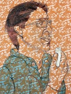 el hacedor de palabras. Lois Cuevas.2015