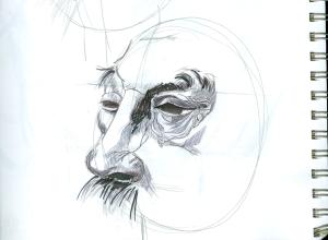 estudio de rostro_2006