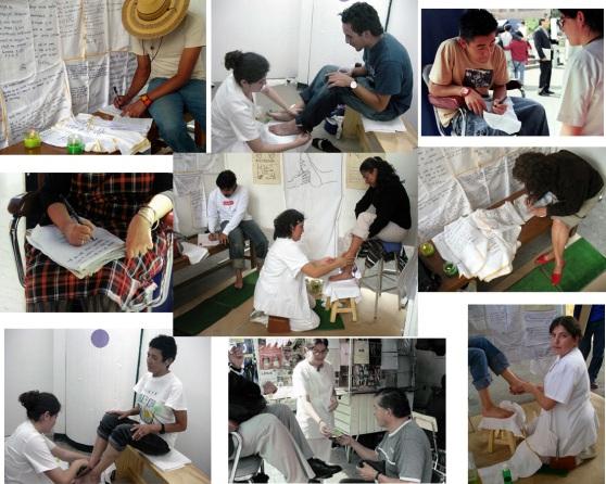 terapia física_participantes_2003/2007