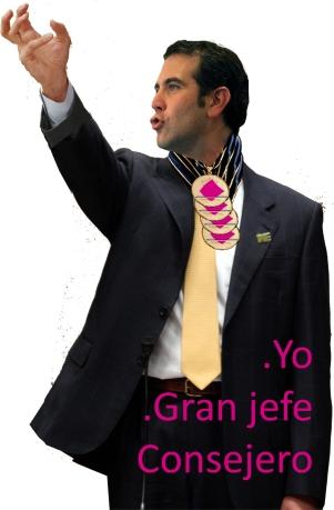 Yo. Gran jefe.Consejero_may2015