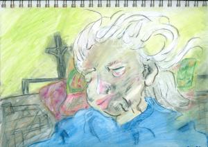 Maria Antonieta Velázquez de León cumple 93 años_2007
