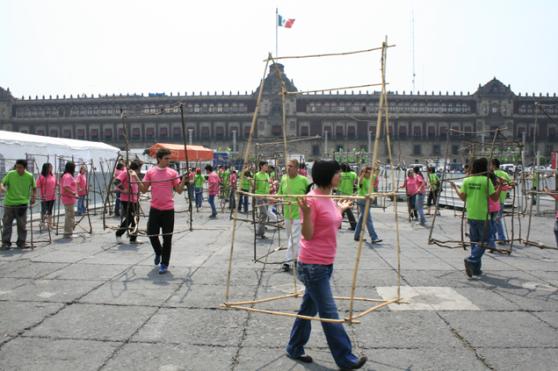 ambulantes_palacio nacional_zócalo_2008
