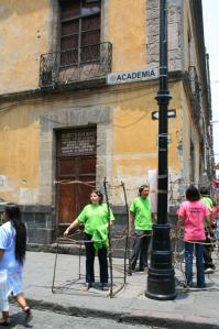 ambulantes_Magalli Salazar_calle de Academia_2008