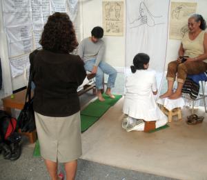 terapia fisica en la ENAP_participantes
