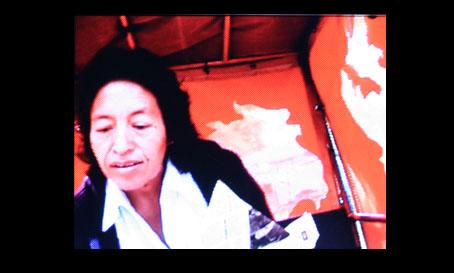 Sra Rosa Bernal _tripulante_Auriga 2008_Alameda Central