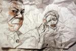 dibujo político por Radii