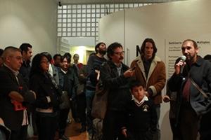 expo M/M galería UAM